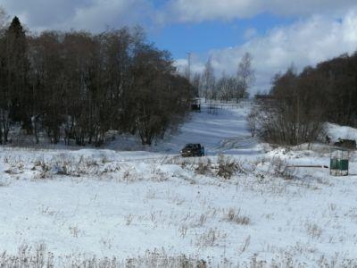 Вид на Бужаровскую трассу