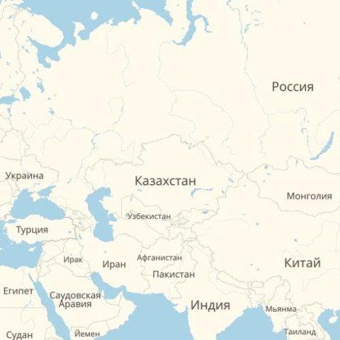 Карта патриотов