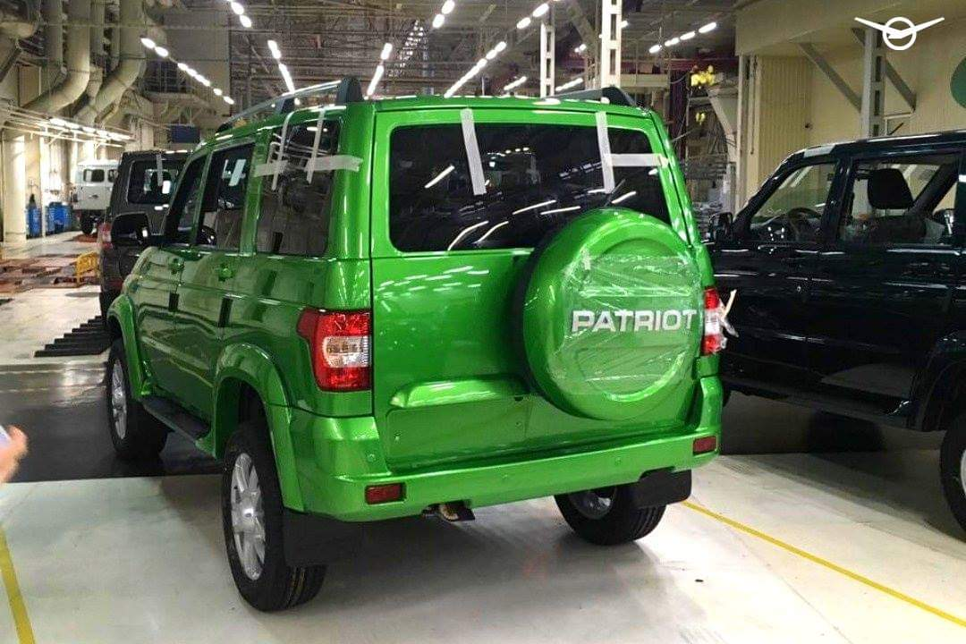Patriot в исполнении Life Style